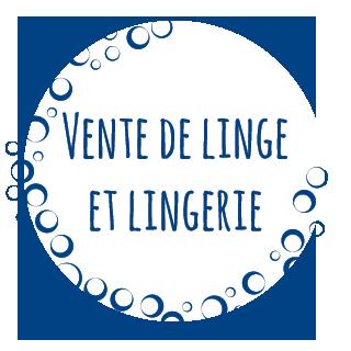 vente de linge et lingerie à Valloire